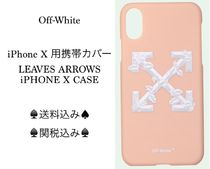 Off-White(オフホワイト)LEAVES ARROWS iPHONE X CASE