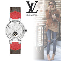 Louis Vuitton TAMBOUR MOON STAR 28 My LV Tambour