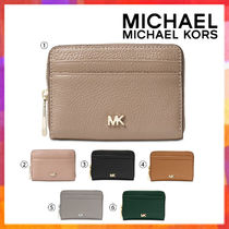 【関税込◆国内発送】Michael Kors◆Zip-Around Coin Card Case