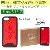 安心国内発送 Christian Louboutin iPhone 7/8 ケース CHLI0031L