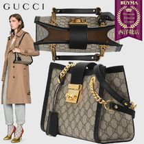 【正規品保証】GUCCI★19春夏★PADLOCK SMALL GG SHOULDER BAG