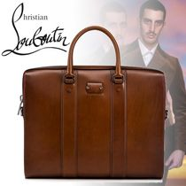 19SS【直営店】新作 ルブタン Streetwall Briefcase バッグ