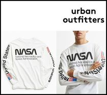 関税込☆NASA☆ロンT NASA Worm Logo Long Sleeve Tee