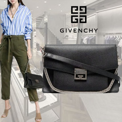 【SALE!SALE!】★GIVENCHY★GV3 クロスボディバッグ ブラック
