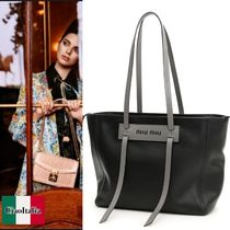 MIUMIU BORSA SHOPPING GRACE LUX