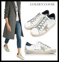 ★関税込/追跡★GOLDEN GOOSE★SUPER STAR WHITE NAVY