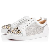 安心送料関税込! Christian Louboutin, Louis Junior Mix Strass