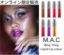 ☆オンライン限定販売☆ MAC Bling thing liquid lip color