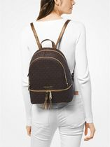 Rhea Medium Logo Backpack