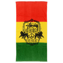 STUSSY(ステューシー) バス・ランドリー Stussy HOLD THE MEDZ TOWEL 138626 RAST otr2566