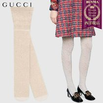 【正規品保証】GUCCI★19春夏★GG PATTERN WOOL TIGHTS