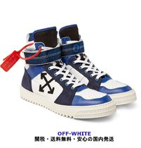 3.0 Off-Court High-Top Sneakers/スニーカー/Off-White