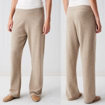 """ARKET(アーケット) パンツ """"ARKET"""" Cashmere Knitted Trousers Beige"""