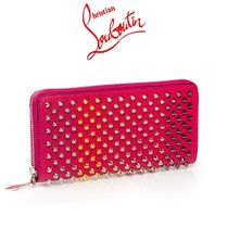 VIP SALE☆全込【ルブタン 】PANETTONE ☆ LOULOU/MULTI WALLET