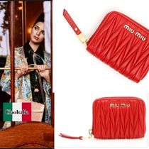 MIUMIU Quilted Coin Purse