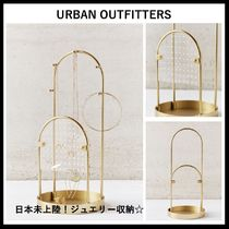 《URBAN OUTFITTERS》NY発祥!GOLD ジュエリースタンド☆