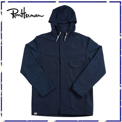 *RonHerman取扱*CAPTAIN FIN★BLOWN OUT JACKET★紺ジャケット