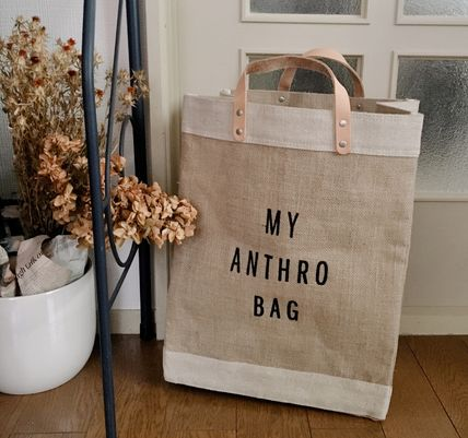 anthropologie my anthro tote bag