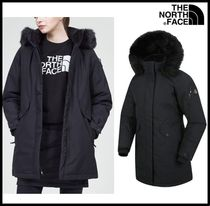 ★関税込★THE NORTH FACE★W'S MCMURDO SOLAR DOWN PARK★黒