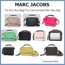 MARC JACOBS【国内発送】The Mini Box Bag☆