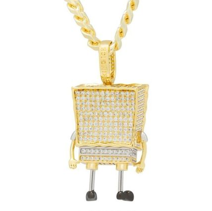King Ice ネックレス・チョーカー 【SpongeBob x King Ice】XL Spongebob ネックレス☆送料税込み(4)