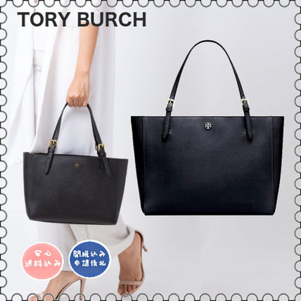 06414f9c04ca Tory Burch トートバッグ  Tory Burch Emerson Small Buckle tote 49127(関税込 ...