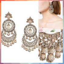 ピアス chandelier pearl earrings