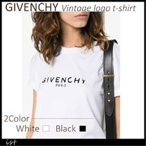 GIVENCHY T-shirt ジバンシィ ヴィンテージ ロゴプリントTシャツ
