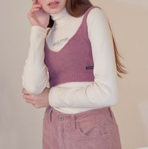 【SCULPTOR】Angora Wool Bustier ビスチェ (2color)
