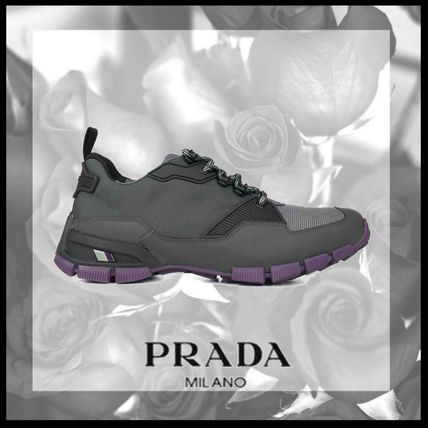 *PRADA*Sale*2018AW*Linea Rossa Rossection Sneakers*国内発送