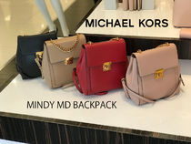 追跡有 Michael Kors★MINDY MD BACKPACK*12月新作
