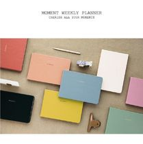 【LIVEWORK】 MOMENT WEEKLY PLANNER(万年)