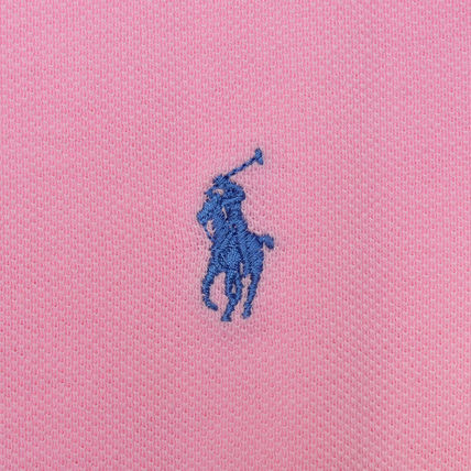 POLO RALPH LAUREN ポロシャツ 【即発可】POLO RALPH LAUREN CUSTOM FIT 長袖 ポロシャツ PINK(3)