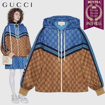 【正規品保証】GUCCI★19春夏★GG TECHNICAL JERSEY JACKET