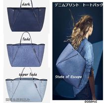 Aus発♡State of Escape デニム トートバッグ