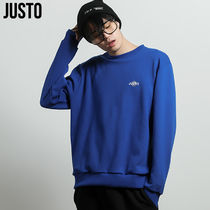 ★JUSTO★K-POPスター愛用 ILLUSION SWEAT SHIRT 2カラー