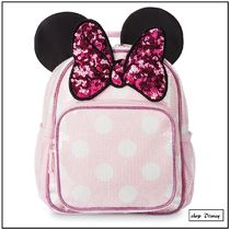 NY発送★ minnie Mouse Mini Backpack for Kids