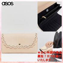 【送料込 ASOS】パース ASOS Scallop Edge Envelope Purse