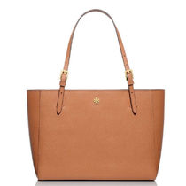 Tory Burch(トリーバーチ) LEATHER YORK SMALL BUCKLE TOTE