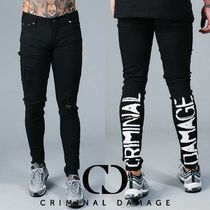 関送込Criminal Damage★新作Shacklewell Jeans