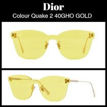 Dior★COLOR QUAKE 2 40GHO スクエア★サングラス★送関込