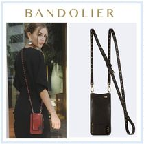 【日本未発売】XR,XSMAXサイズ Nicole Pebble Leather Crossbody