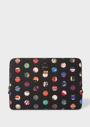 【Paul Smith】Cycle Dot Laptopケース★追跡付送料込み