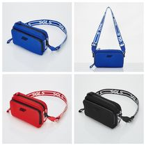 ★STRETCH ANGELS★PANINI side strap point bag/3色