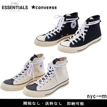 即納 Converse × Fear of God Chuck Taylor All-Star 70s Hi