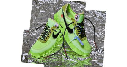 Nike × Off-White Air Force 1 Low Volt