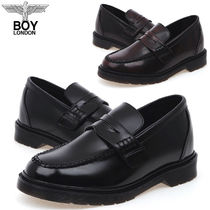 BOY LONDON(ボーイロンドン)★Rose Penny Loafers 2カラー
