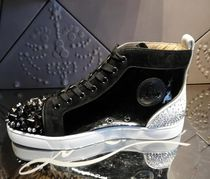 19SS Christian Louboutin Men Lou Mix Degra Patent
