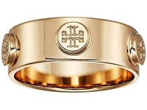 ★Tory Burch★Logo Stud Ring リング 関税込★
