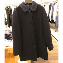 COS STRAIGHT WOOL COAT